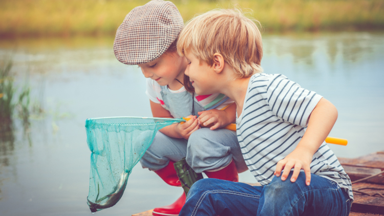 2018 Fall Kid's Fishing Derby and Shooting Day