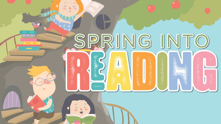 Spring into Reading 2020