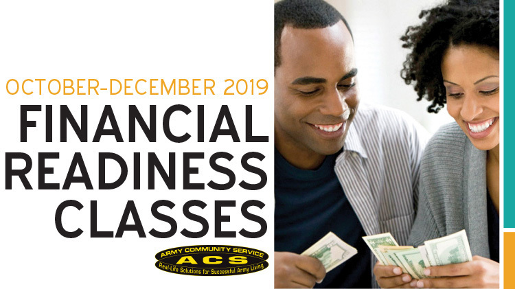 Financial Readiness Classes