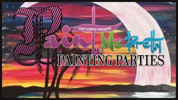 Paint Me Pretty Paint Party
