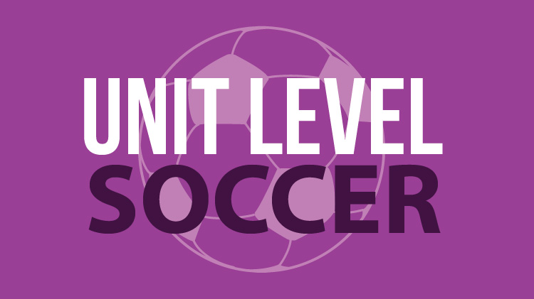 Registration: 2019 Unit-Level Soccer