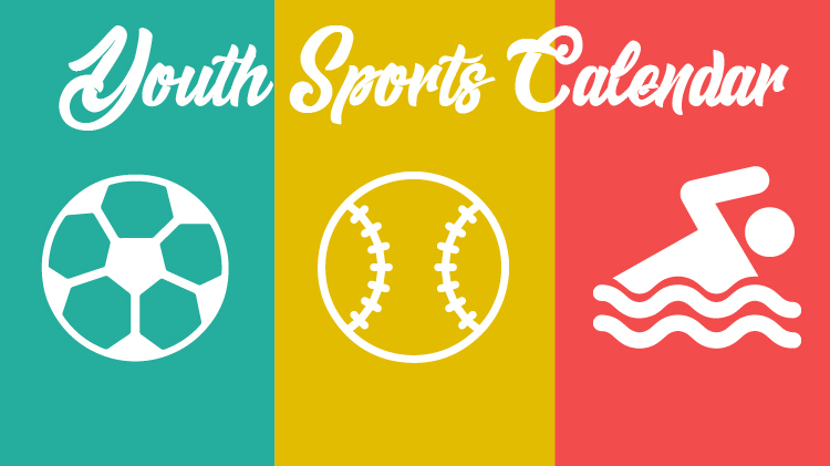 Youth Sports Spring Calendar