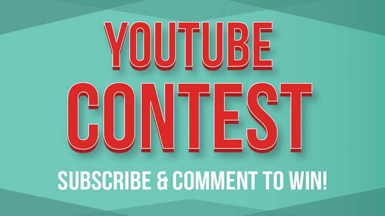 YouTube Giveaway