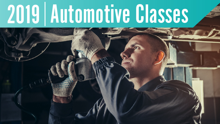 2019 Free Automotive Classes