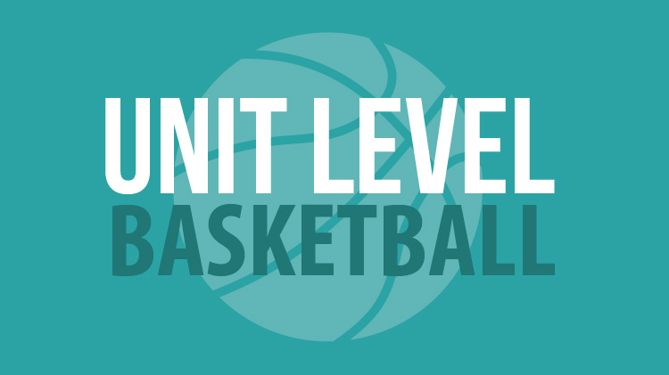 Registration: 2019 Unit-Level Basketball