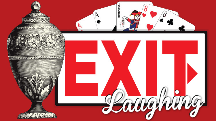 Exit Laughing - Auditions