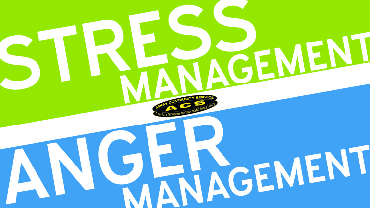Stress & Anger Management Classes