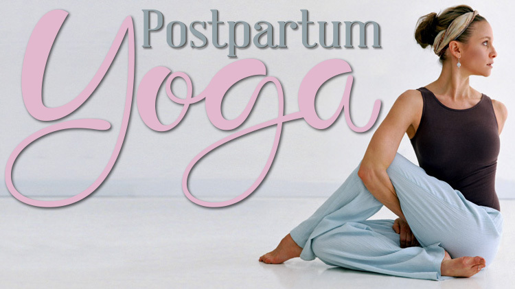 Postpartum Yoga Support Group