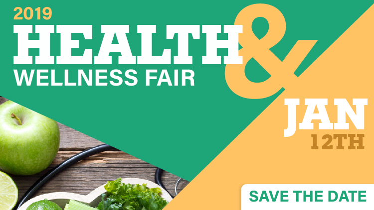 2019 Health and Wellness Fair