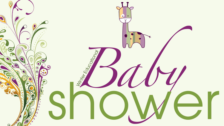 Educational Baby Shower