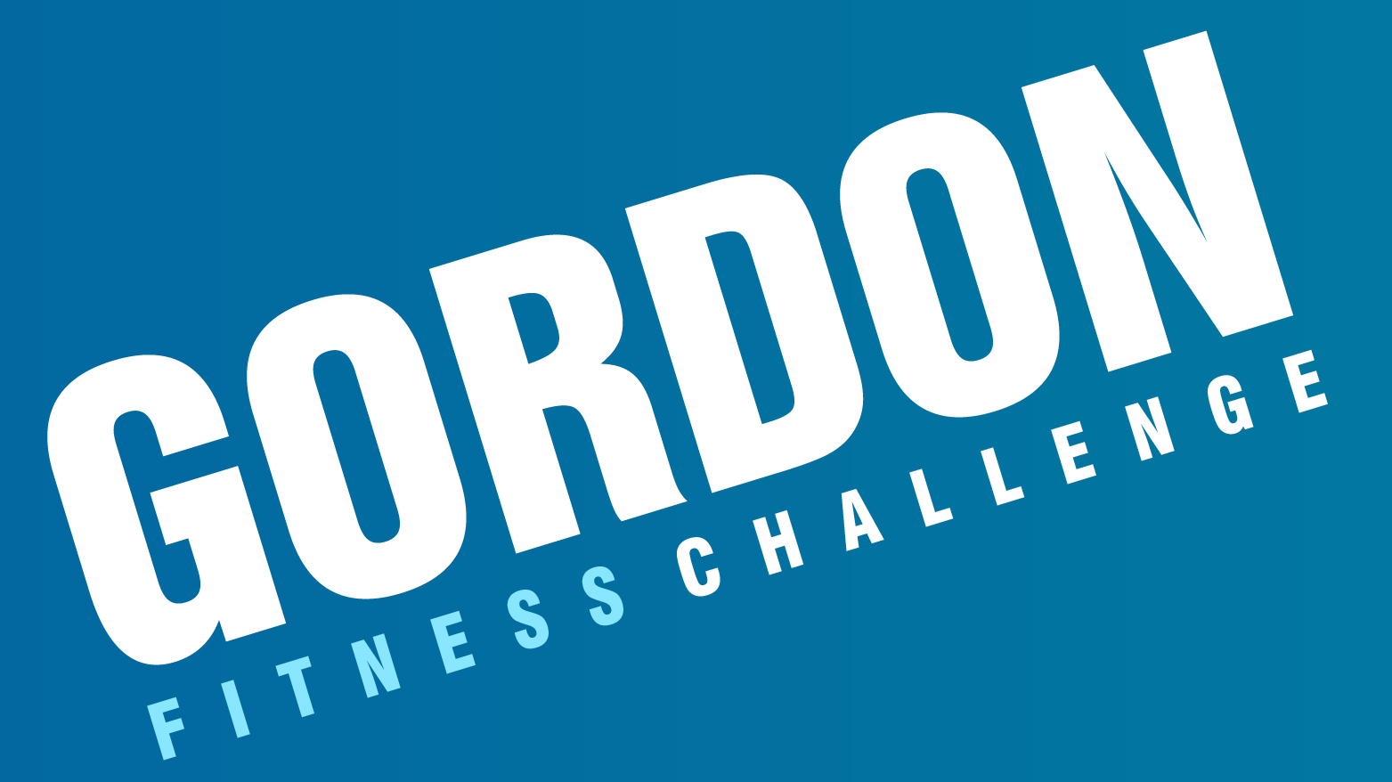 Gordon Fitness Challenge