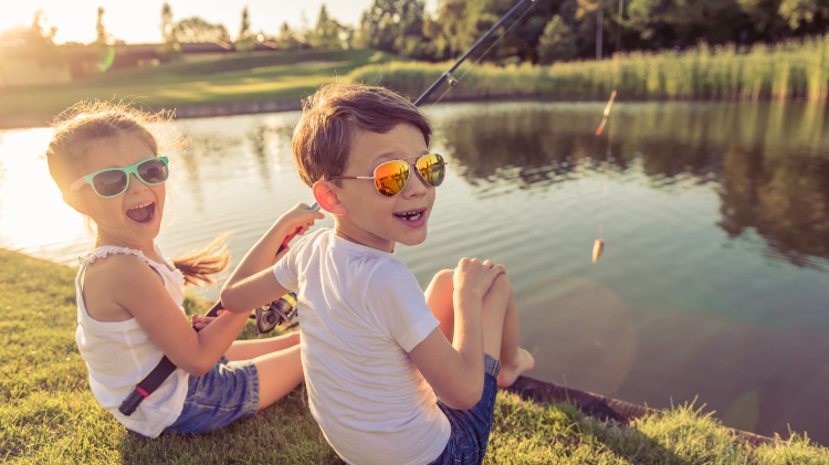 2018 Kid's Fishing Derby