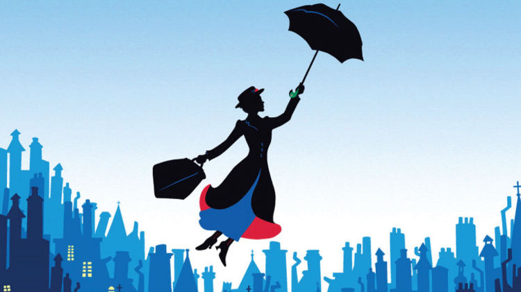 Mary Poppins Day