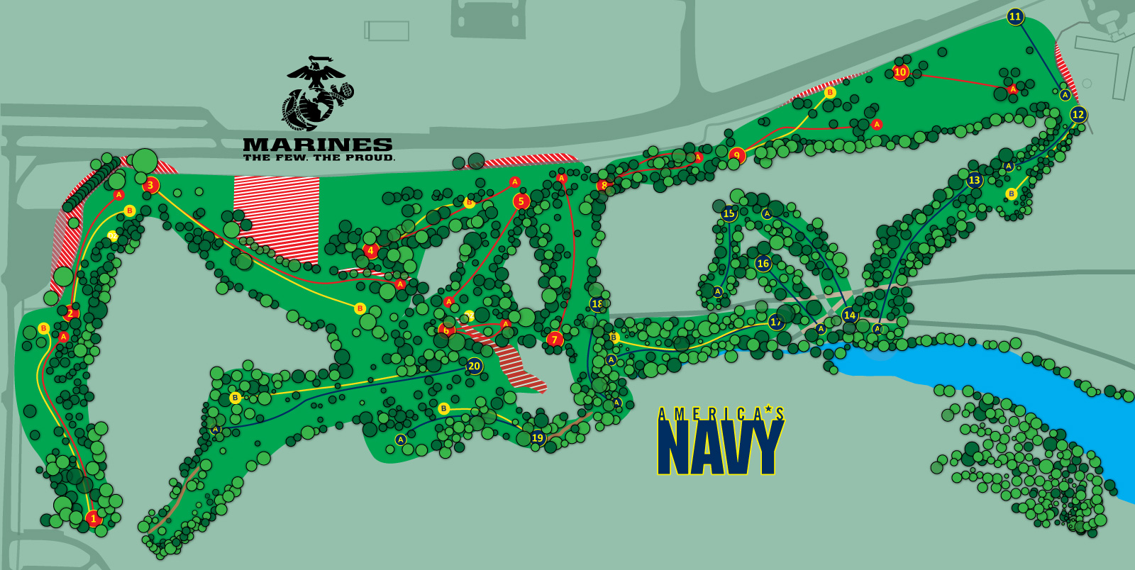 Fort-Gordon-Disc-Golf_Marine-Navy_long_map.jpg