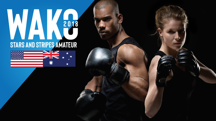 2018 WAKO Stars and Stripes Amateur Kickboxing Tournament