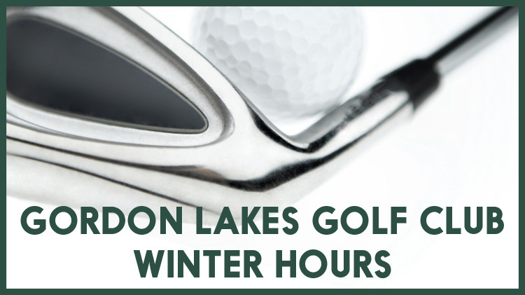 Winter Hours - Members Monday