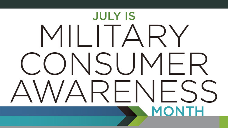 Military Consumer Awareness Month