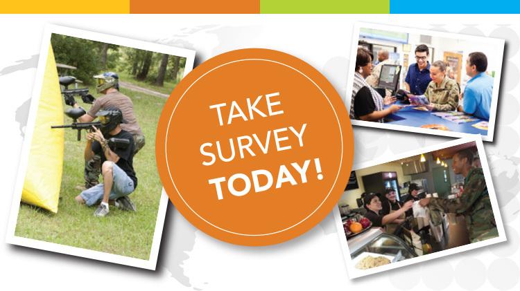 Army MWR Survey