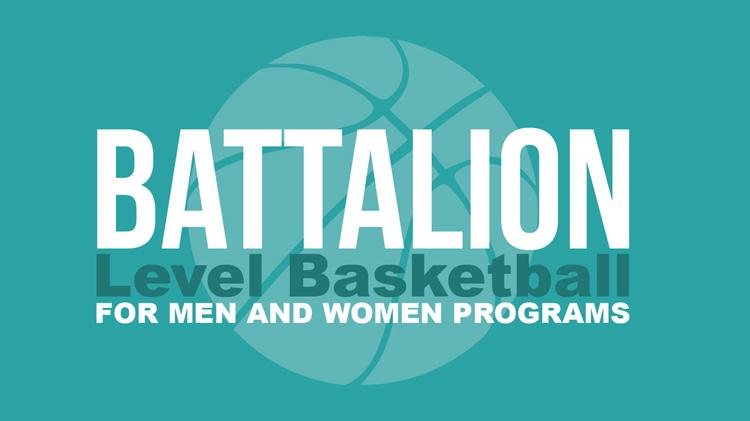 Registration: 2019 Battalion-Level Basketball