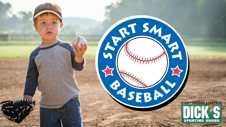 Registration: Summer 2019 Start Smart T-ball
