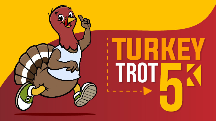 2019 Turkey Trot 5k Run
