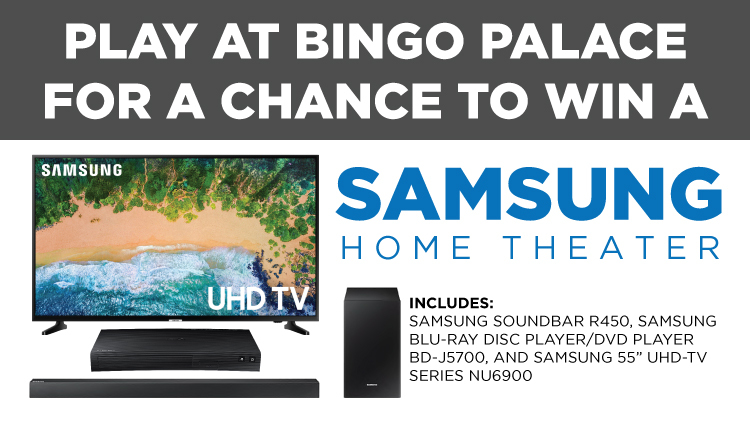 Home Theater Package Giveaway