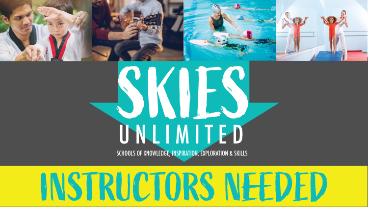 SKIES Instructors Wanted