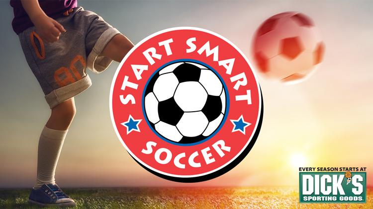 Registration: Spring 2019 Start Smart Soccer