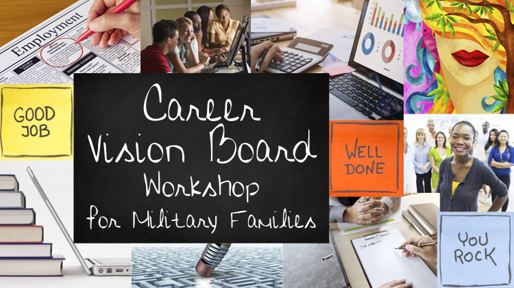 Career Vision Board Workshop
