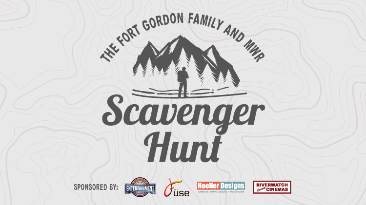 2018 MWR Scavenger Hunt