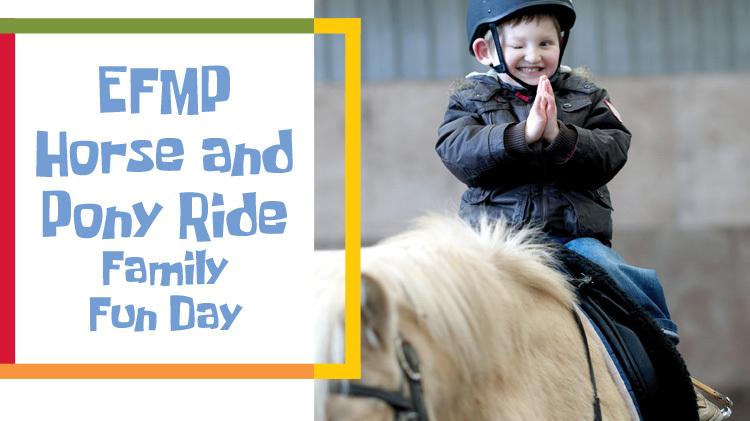EFMP Horse Riding