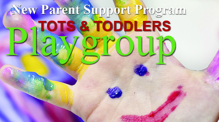 Tots & Toddler Playgroup