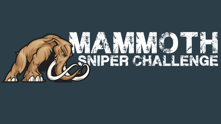Mammoth Sniper Competition Unit Qualifier