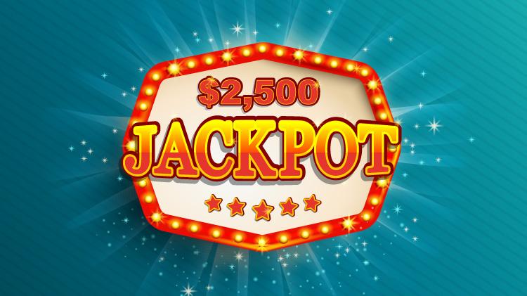 Bingo $2,500 Jackpot