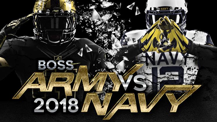 BOSS Army v Navy Football Viewing Party
