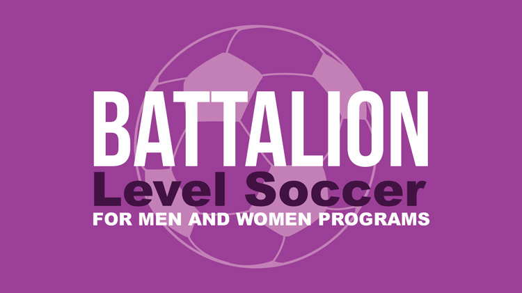 Registration: 2019 Battalion-Level Soccer