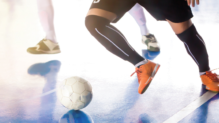 Registration: 2020 Indoor Futsal League