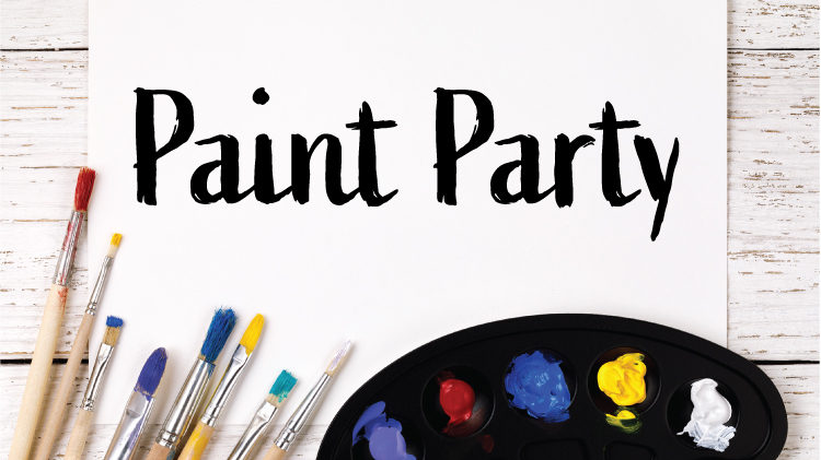 October Paint Me Pretty Party