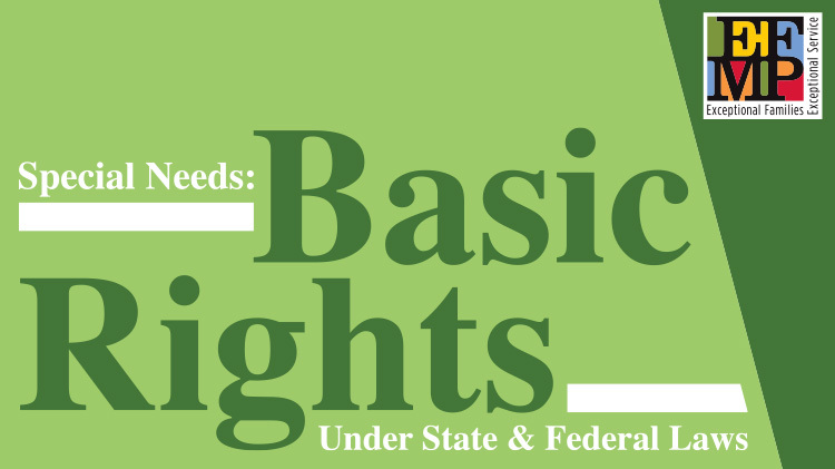Basic Rights Under State and Federal Laws