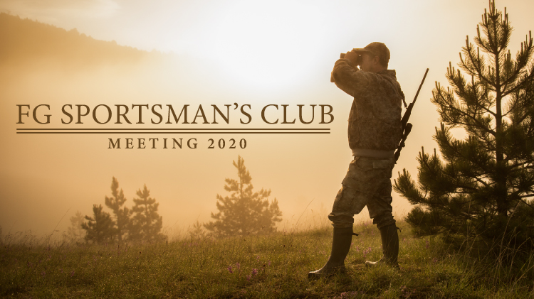 Fort Gordon Sportsman's Club Meeting