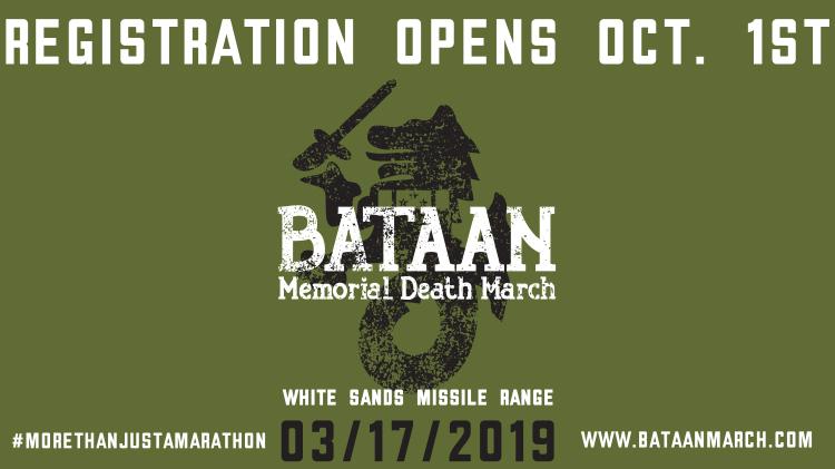 Bataan Memorial Death March