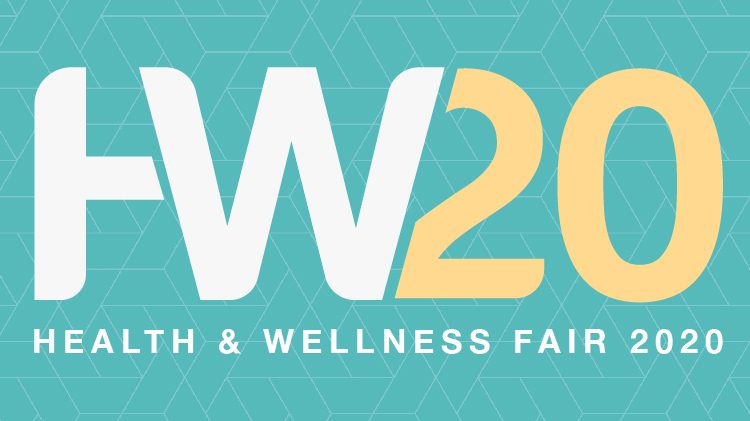 2020 Health & Wellness Fair - Become a Sponsor