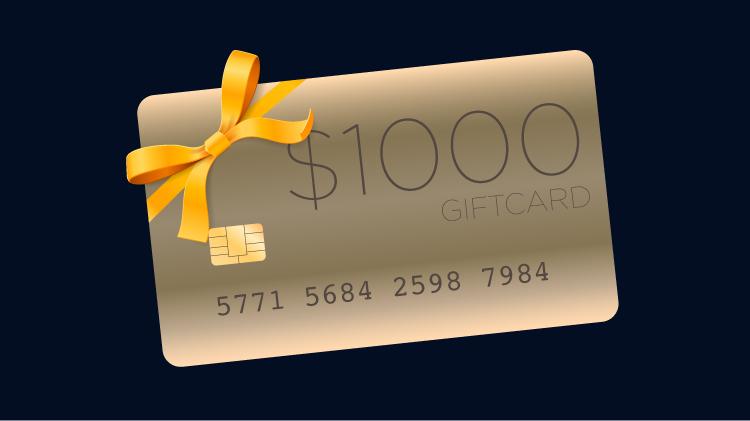 Bingo Palace Giftcard Giveaway