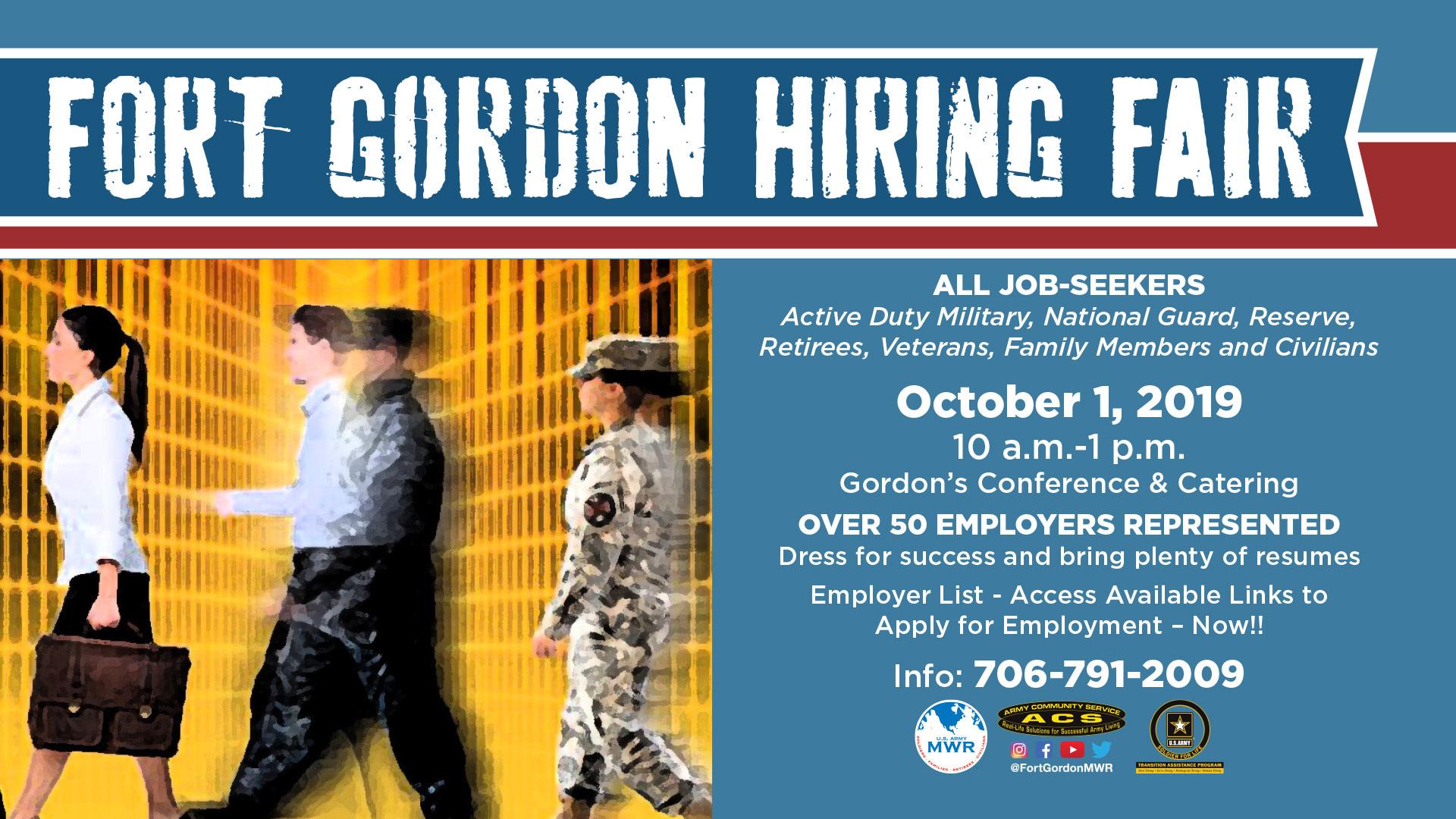 Employer Day Hiring Fair