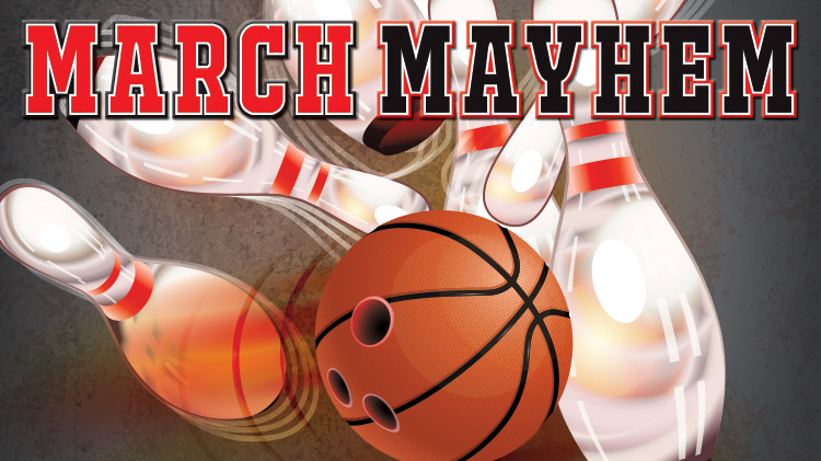 March Madness at Gordon Lanes