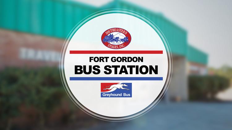 Fort Gordon Bus Station