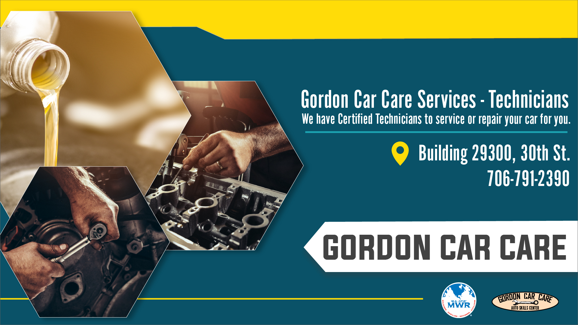 Gordon Car Care Services - Technicians